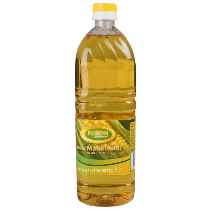 Fusion Corn oil  1 l fles (1L)