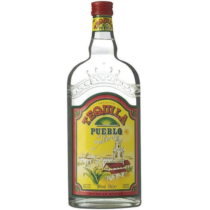 Pueblo Tequila silver (rol, 70 × 0.7L)