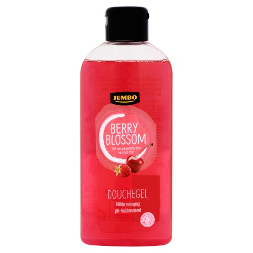 Jumbo Berry Blossom Douchegel 250ml (250ml)
