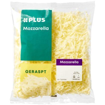 Mozzarella rasp (150g)