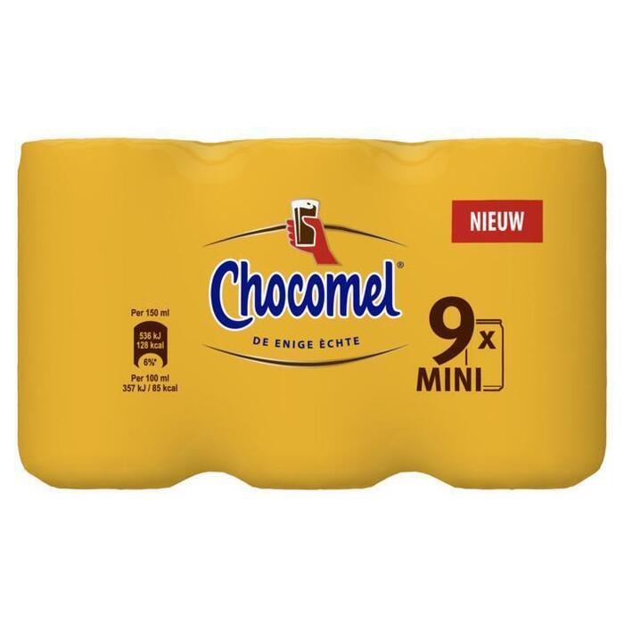 Chocomel Vol Minican 150 ml Blik (rol, 9 × 150ml)