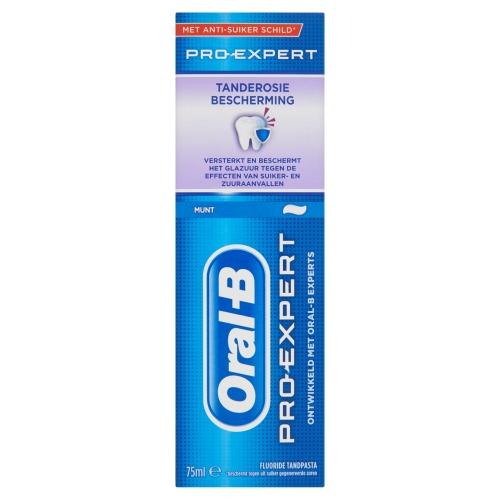 Oral-B Pro-Expert Tanderosie Bescherming Tandpasta 75 ml (75ml)