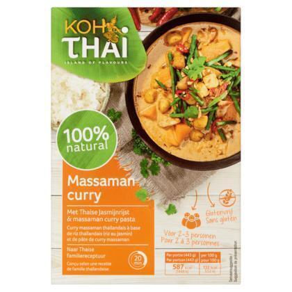 Koh Thai Massaman maaltijdpakket (252g)