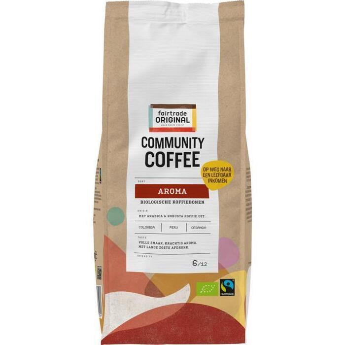 Fairtrade Original Aroma bonen (500g)