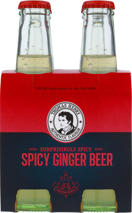 Thomas Henry Ginger Beer 20 cl (200ml)
