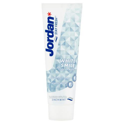 Jordan White Smile Tandpasta 75 ml (75ml)