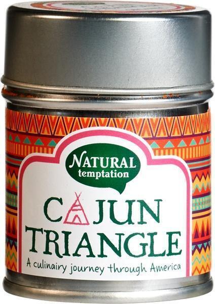 Cajun triangle kuidenmix (50g)