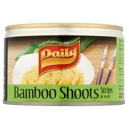Bamboo Shoots in water (blik, 227g)