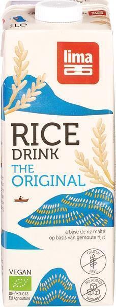 Rijstemelk original (1L)