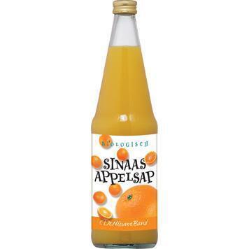 Sinaasappelsap (glas, 0.7L)