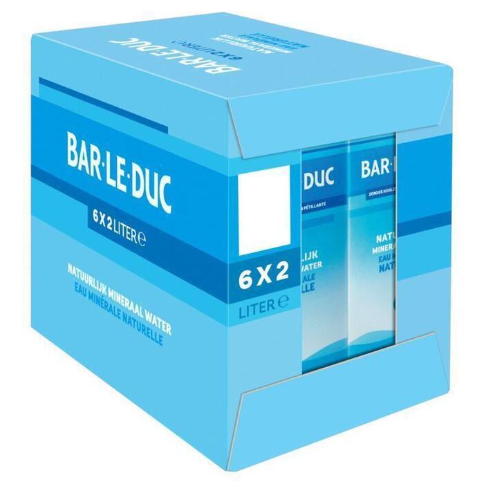 Bar-le-Duc Mineraalwater (6 × 12L)