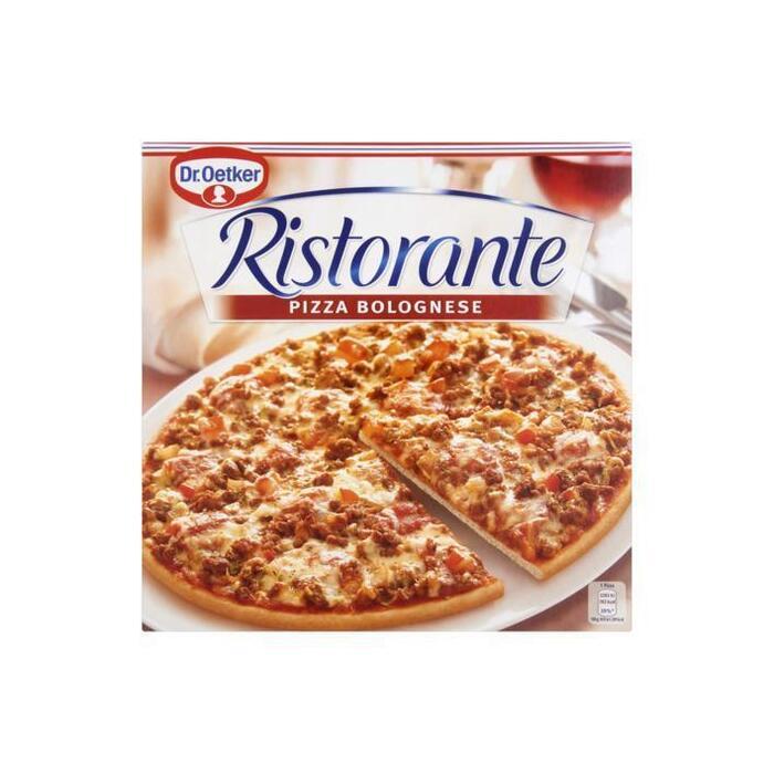 Ristorante Pizza Bolognese (doos, 375g)