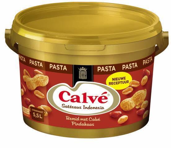 Calve Satesaus Indonesie 2.5KG 1x (2.5kg)