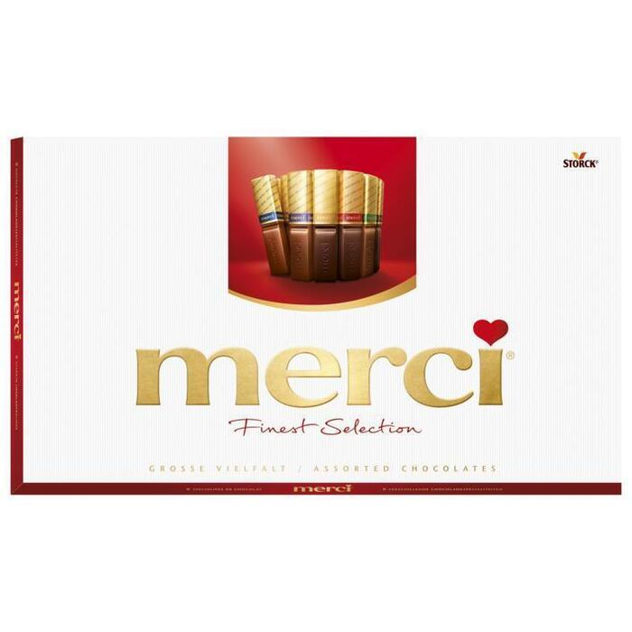 Merci Finest Selection (Stuk, 32 × 400g)