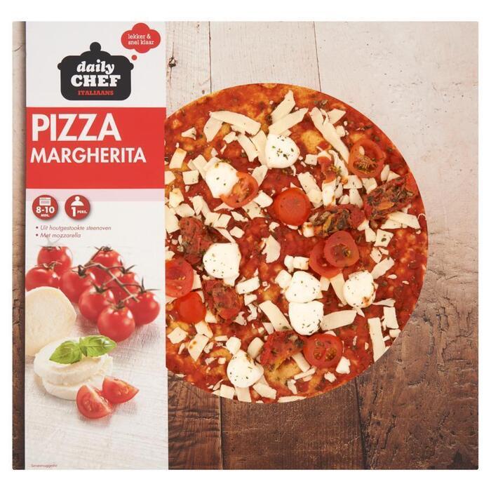 Italiaans Pizza Margherita 460 g (doos, 460g)