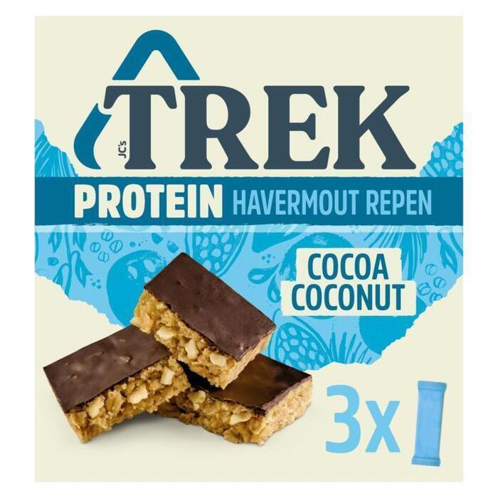 Trek Multipack cocoa coconut (3 × 50g)