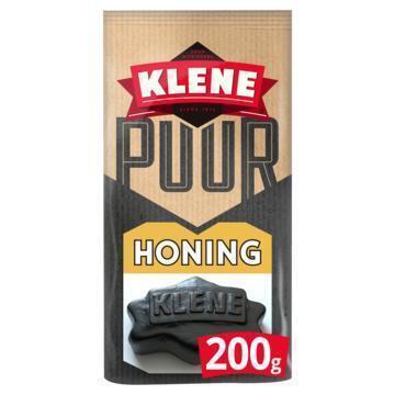 Klene Puur honing (200g)
