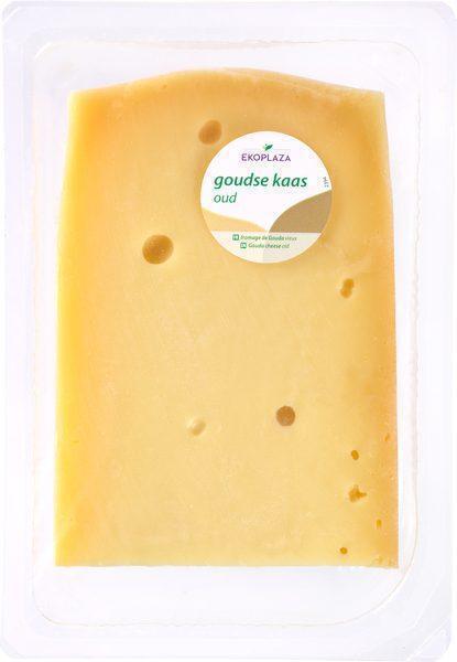 Oude kaas platstuk 50+ (450g)