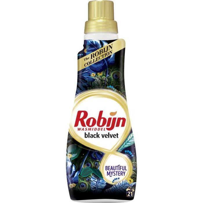 Robijn Beautiful mystery black velvet wasmiddel (0.66L)
