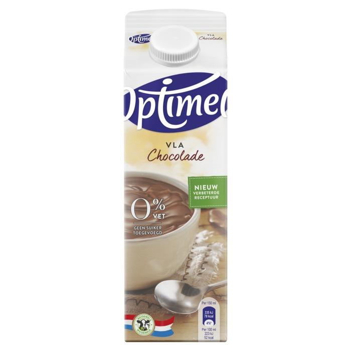 Optimel chocoladevla (pak, 1L)