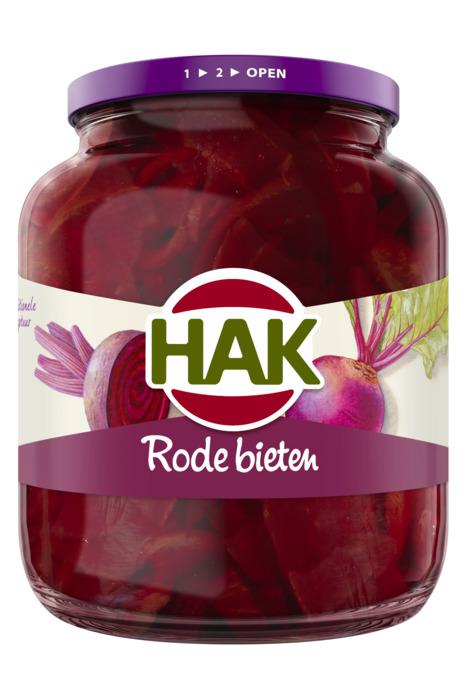 Rode Bieten (pot, 705g)