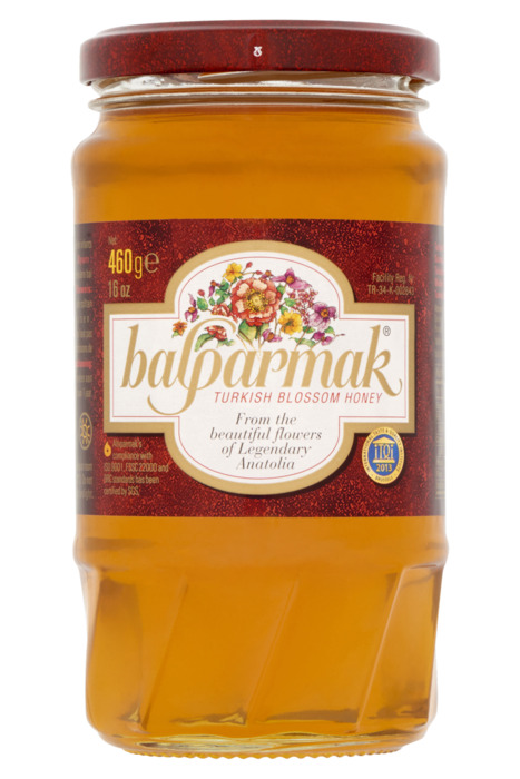 Balparmak Bloemenhoning Turkish 460 g Bus (460g)
