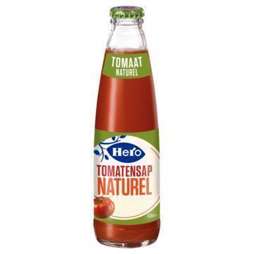 Flesje Tomatensap (glas, 200ml)