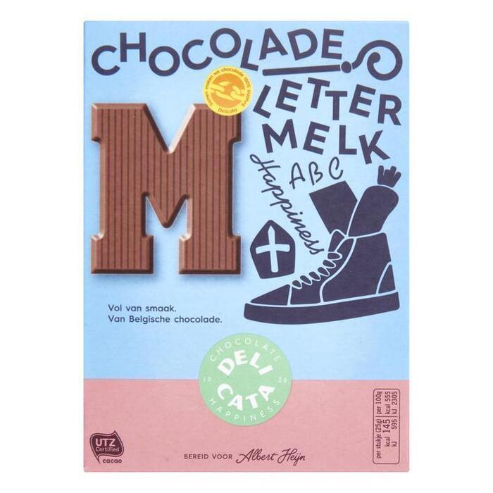 Chocoladeletter Melk (r, 100g)