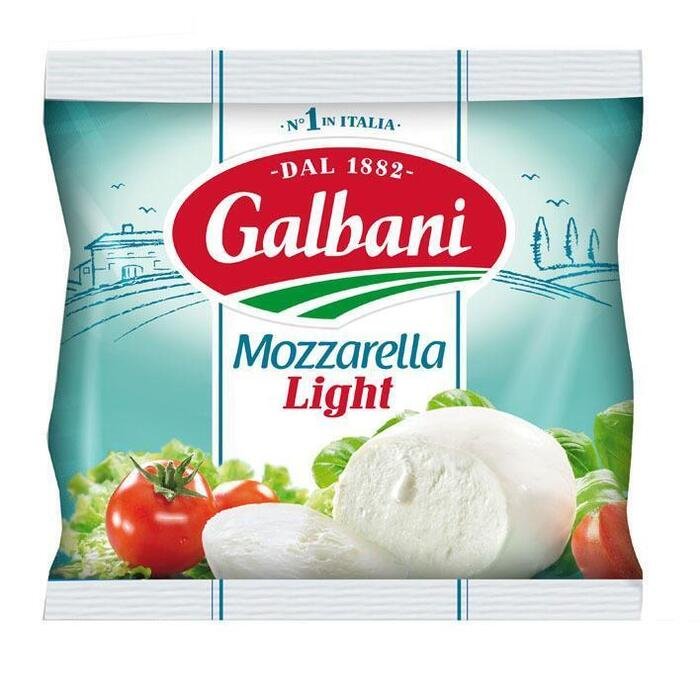 Galbani Mozzarella light (125g)