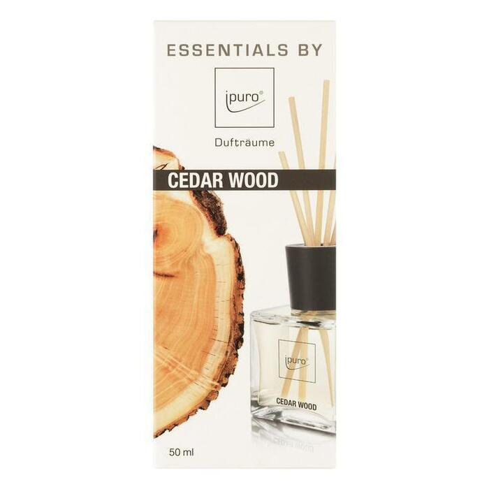 Ipuro Cedar wood (50ml)