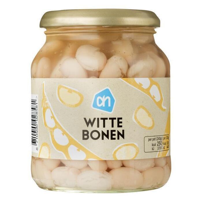 Witte Bonen (pot, 360g)
