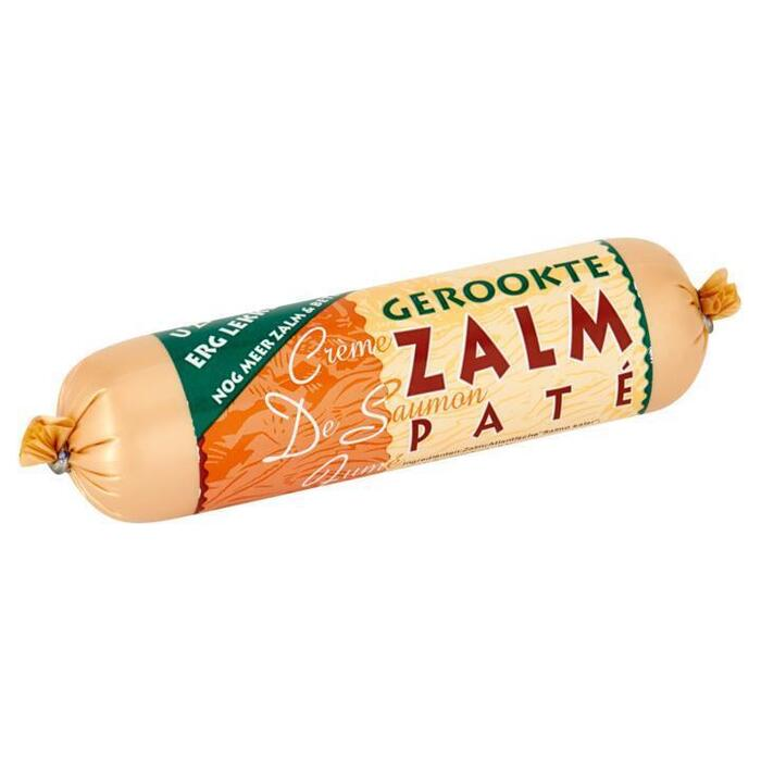 Gerookte Zalmpate (125g)