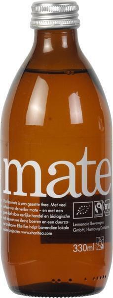 Mate, matethee citroen (glas) (33cl)
