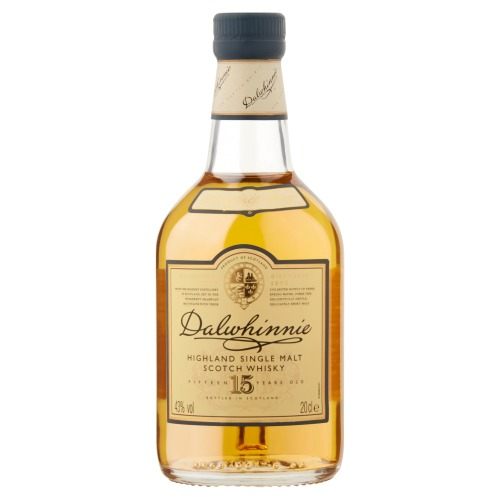Dalwhinnie Highland 15Y 20cl (200ml)