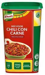 Knorr Maaltijdmix ChiliConCarne 1.2KG 6x (6 × 1.21kg)