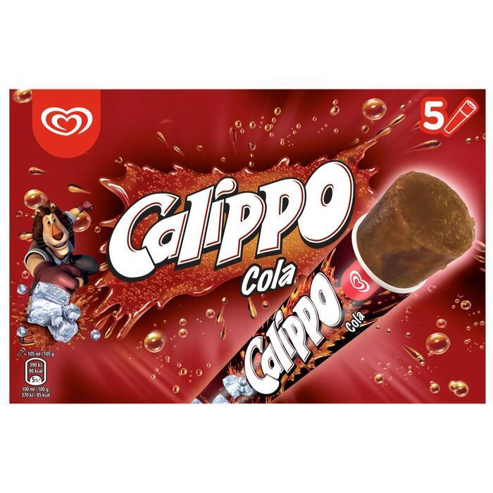 Calippo cola (5 × 0.52L)