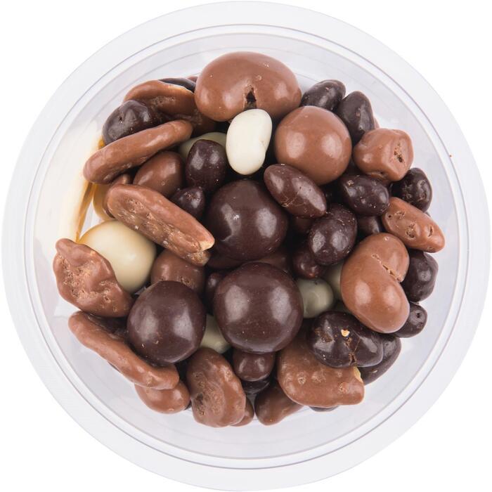 Chocolade yoghurt melange (150g)