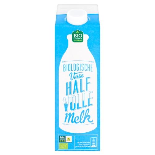 Jumbo Biologische Verse Halfvolle Melk 1L (1L)