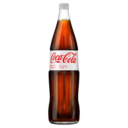 Coke Light Glas 1.00L 1x (1L)