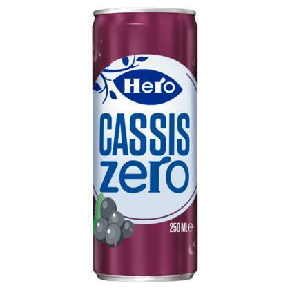 Cassis Zero (250ml)