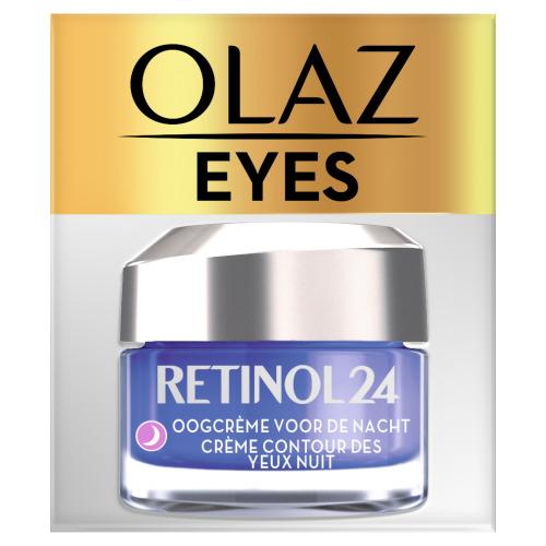 Olaz Retinol24 Oogcrème Voor De Nacht Met Retinol En Vitamine B3 15ml