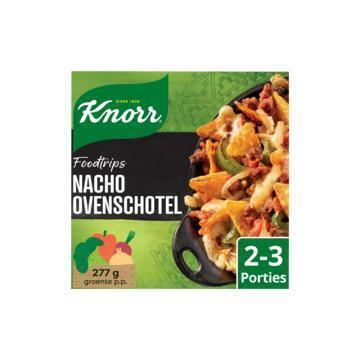 Knorr Wereldgerechten food trips nacho's (190g)
