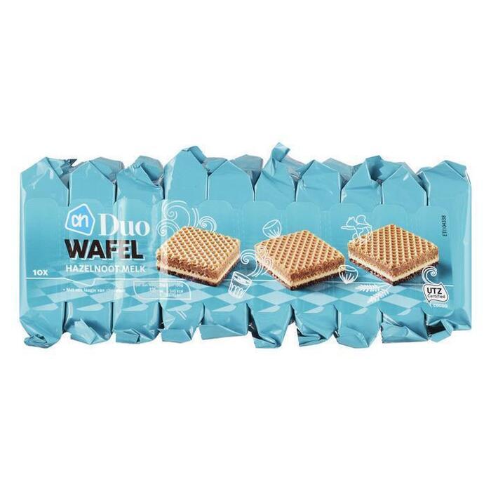 Duo wafels (10 × 25g)