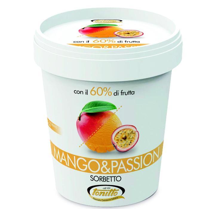 Tonitto Sorbetijs mango (275g)