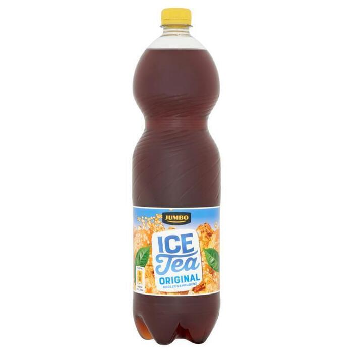 Jumbo Ice Tea Original Koolzuurhoudend 1,5 L (1.5L)