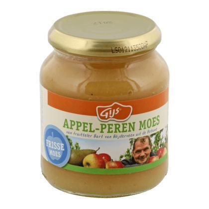 Appel-Peren Moes (pot, 370g)