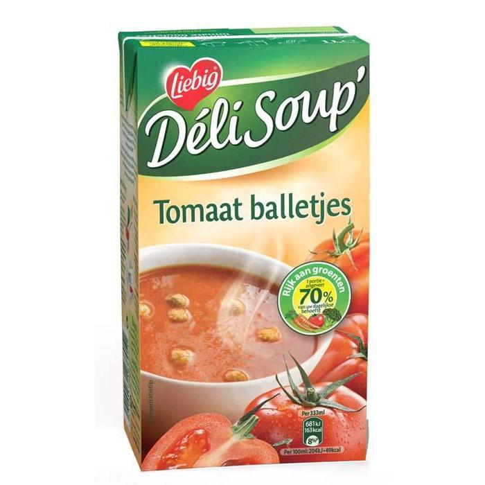 tomaat met balletjes (1L)