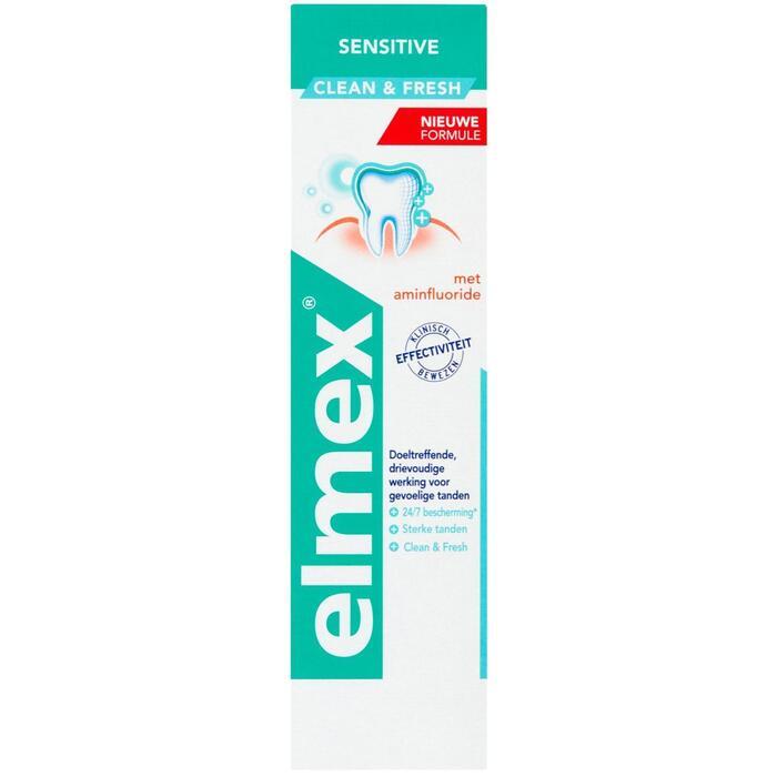 Elmex Clean & fresh (75ml)