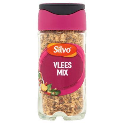 Vleeskruiden zonder zout (44g)