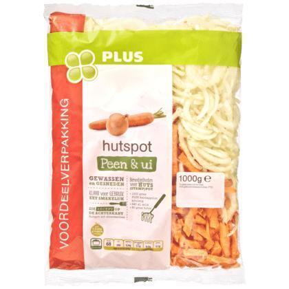 Hutspot (voordeelverpakking) (1g)